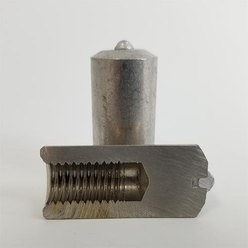 Stud Weldable Stainless Steel Boss - Rev B Image