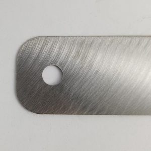 Type II Bond Strap, Stainless Steel (CRES) - Custom Image