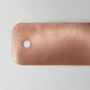 Type III Bond Strap, Copper - Custom Image